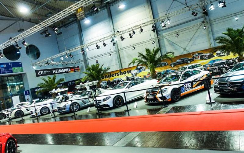 Essen Motor Show 2017
