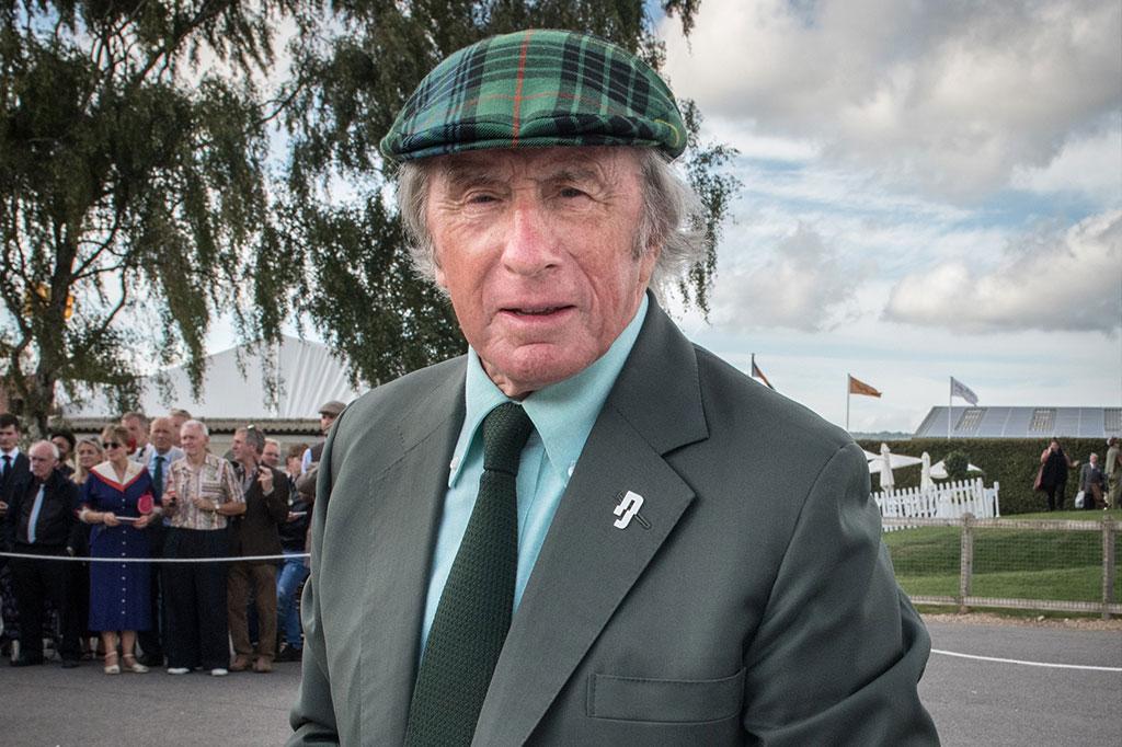 Jackie Stewart feiert 80. Geburtstag